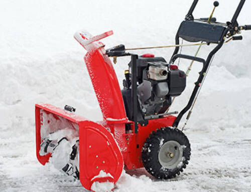 Life Lessons Learned From My… Snowblower?