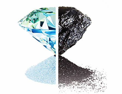 Leveraging Pressure in Life to Create Diamonds