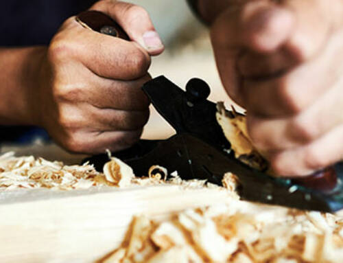 Learning to Work With Life's Raw Materials